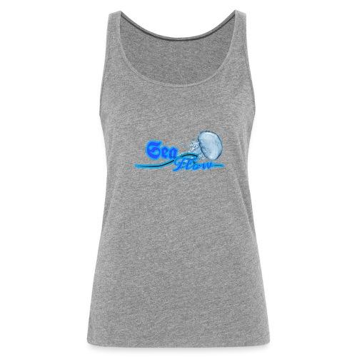 Sea Flow logo medusa abbigliamento - accessori - Canotta premium da donna