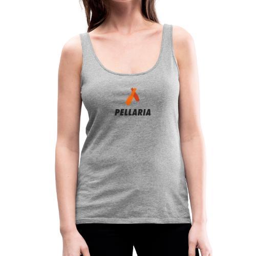 PELLARIA - Canotta premium da donna