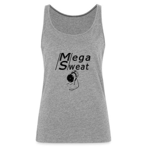 camisetas deportivas - Camiseta de tirantes premium mujer