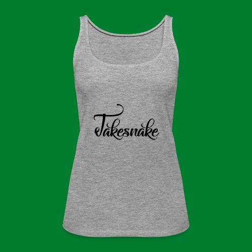 Untitled-1 - Women's Premium Tank Top