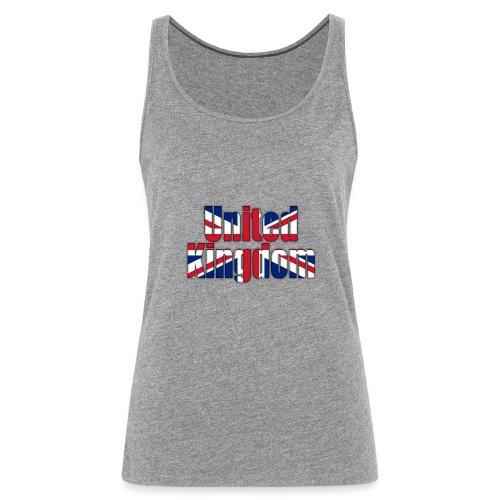 UK - Women's Premium Tank Top