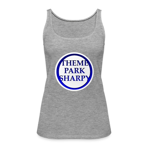 Theme Park Sharpy Brand - Women's Premium Tank Top