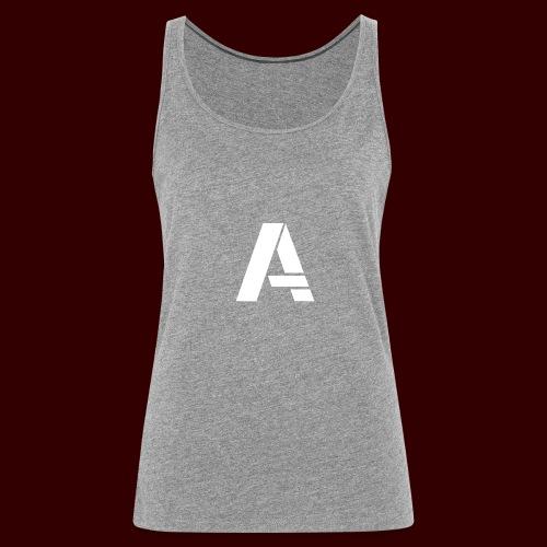 Aniimous Logo Merchandise - Vrouwen Premium tank top