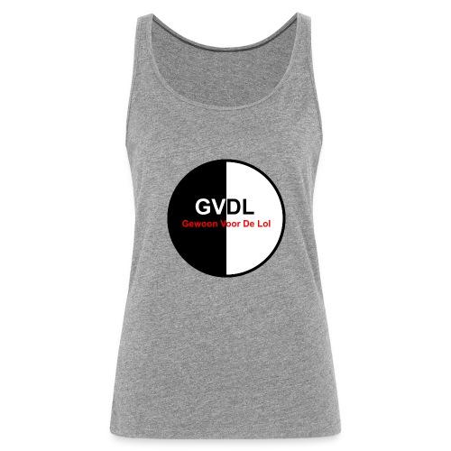 GVDL Logo - Vrouwen Premium tank top