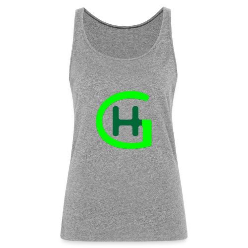 GH Logo - Frauen Premium Tank Top