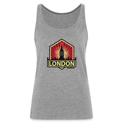 London, England - Women's Premium Tank Top