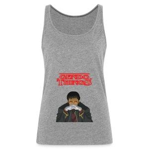 Gendo things - Camiseta de tirantes premium mujer