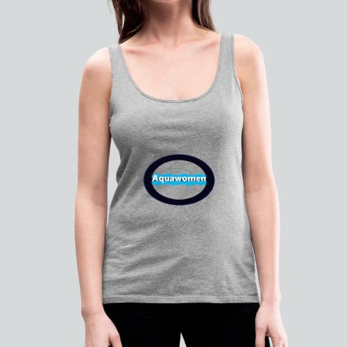 Aquawomen - Frauen Premium Tank Top