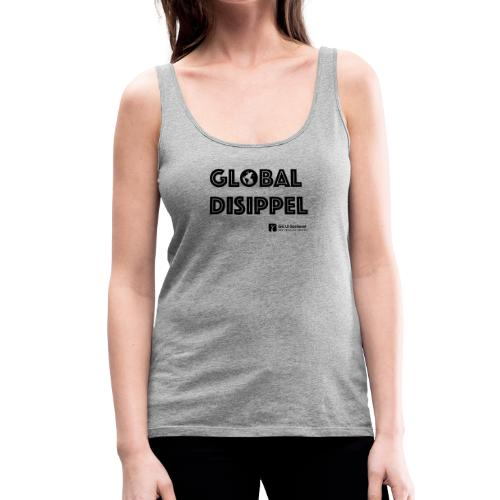 Global disippel - Premium singlet for kvinner