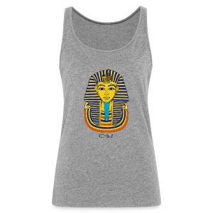 Pharao Tutanchamun - Frauen Premium Tank Top