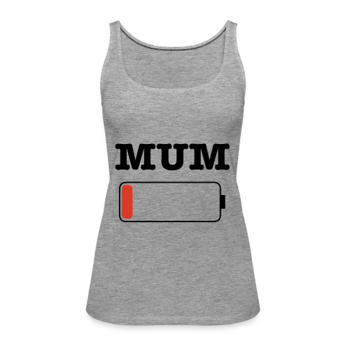mum - Women's Premium Tank Top