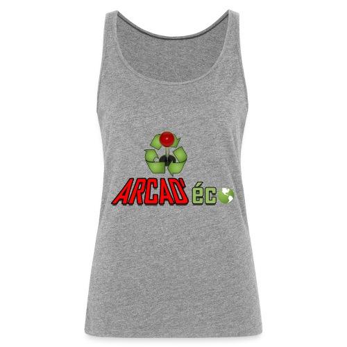 Arcad'eco - Débardeur Premium Femme