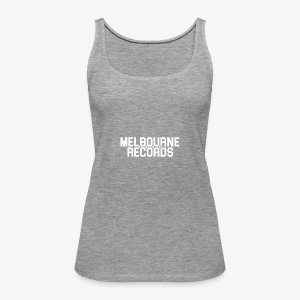 Melbourne Records - Women's Premium Tank Top