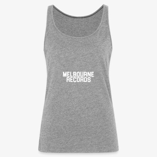 Melbourne Records - Women's Premium Tank Top