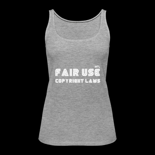 laws - Women's Premium Tank Top