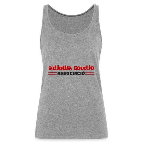 Asociación Adjowa Goudjo - Camiseta de tirantes premium mujer