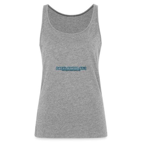 theAltShop-Schriftzug - Frauen Premium Tank Top