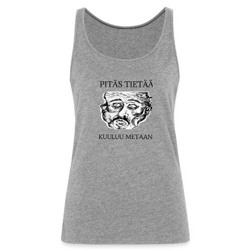Meta: orgrinRT (on a light background) - Women's Premium Tank Top