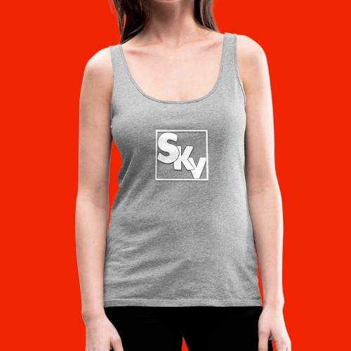 SerkanKetchupVlogs Logo (SKV Logo) - Vrouwen Premium tank top