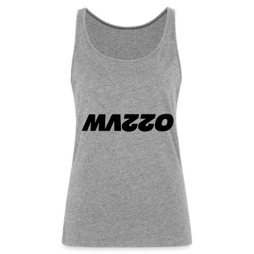 mazzo - Vrouwen Premium tank top