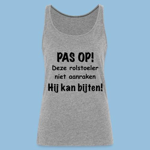 Pasop2 - Vrouwen Premium tank top