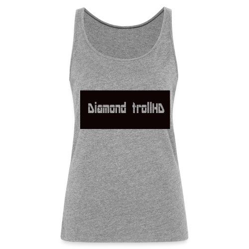 DTmerchandise - Women's Premium Tank Top
