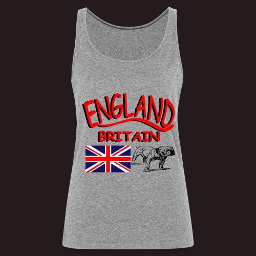 England - Frauen Premium Tank Top