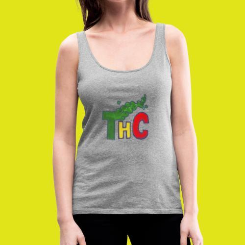 THC logo one - Canotta premium da donna