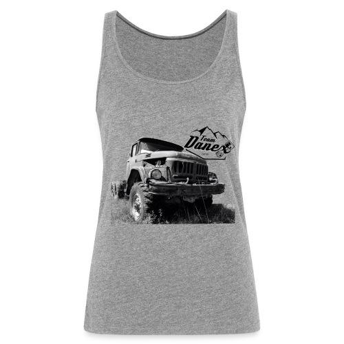 Truck - Frauen Premium Tank Top