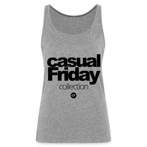 casual friday - Frauen Premium Tank Top