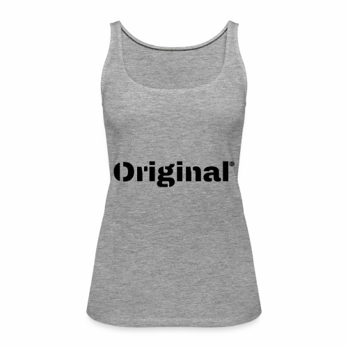Original, by 4everDanu - Frauen Premium Tank Top