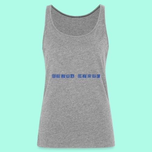Beach Party BLAU - Frauen Premium Tank Top