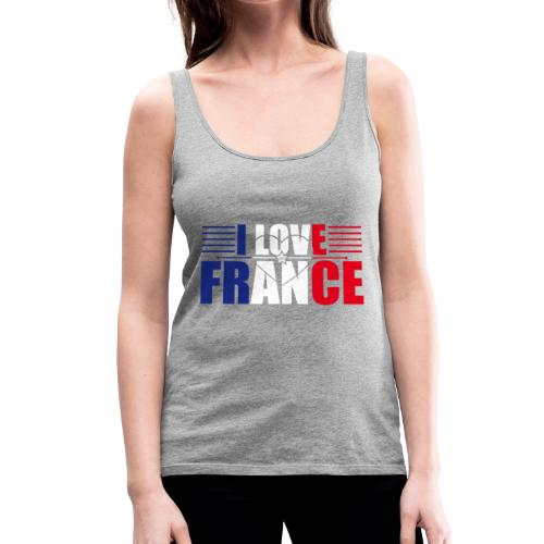 love france - Débardeur Premium Femme