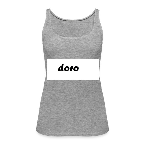 doro - Frauen Premium Tank Top