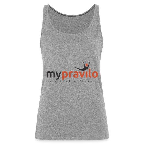 myPRAVILO - Frauen Premium Tank Top