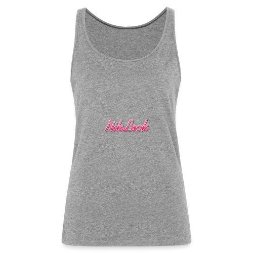Coole Kleidung mit einem aufdruck. - Frauen Premium Tank Top