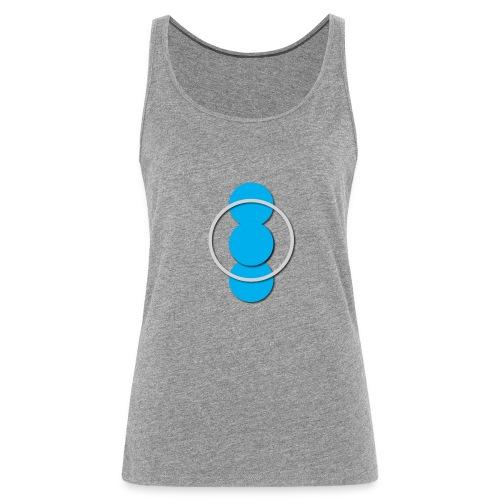 Circle - Camiseta de tirantes premium mujer