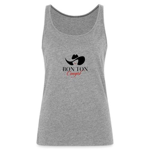Bon Ton - Canotta premium da donna