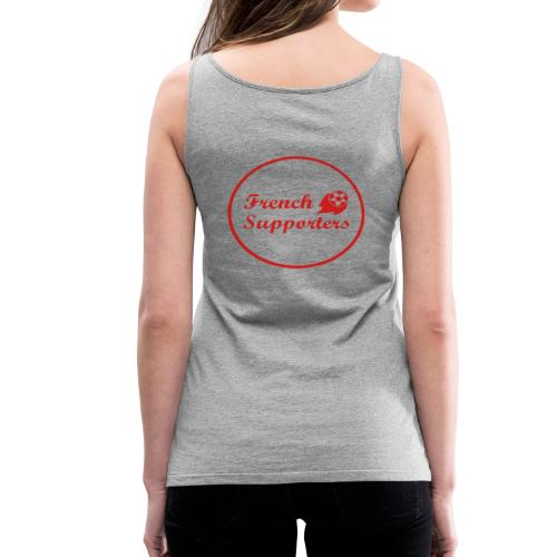 French supporters tribe - Débardeur Premium Femme