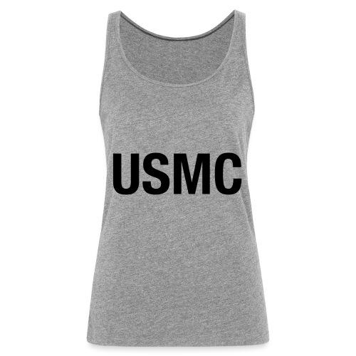 USMC - Women's Premium Tank Top