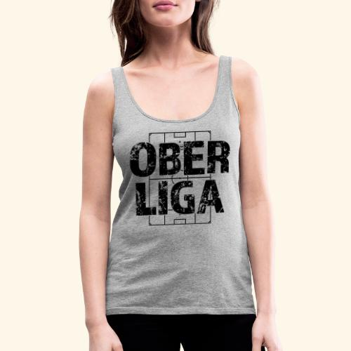 OBERLIGA im Fußballfeld - Frauen Premium Tank Top