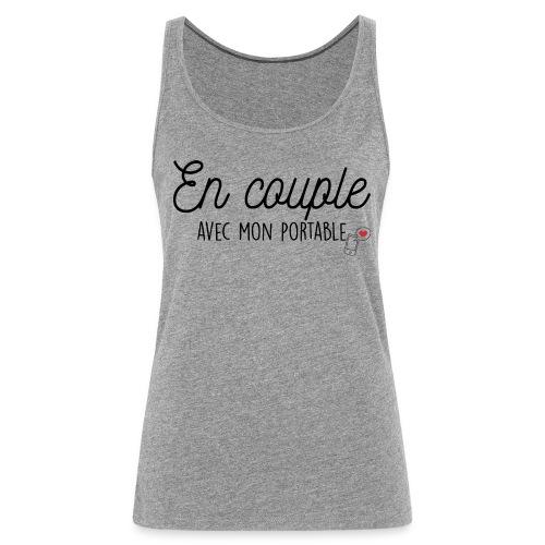 EN COUPLE AVEC MON PORTABLE - Débardeur Premium Femme