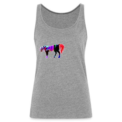 Cavalo triste - Débardeur Premium Femme