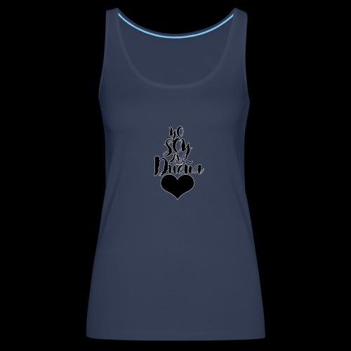 TENGO DUEN A - Camiseta de tirantes premium mujer