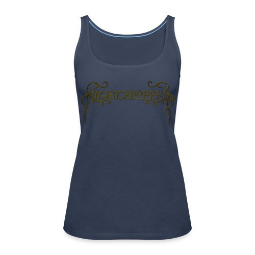 NC Logo color - Women's Premium Tank Top