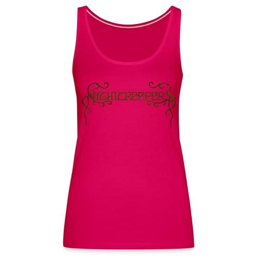 NC Logo color - Women's Premium Tank Top