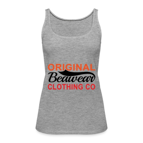 Original Beawear Clothing Co - Women's Premium Tank Top
