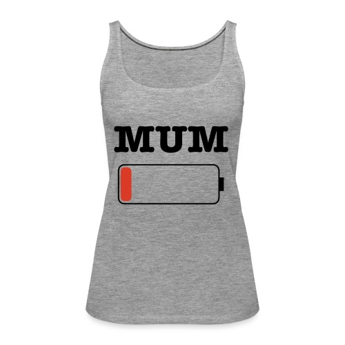 mum - Women's Premium Tank Top