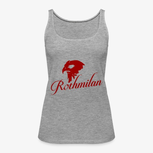 RothMilan - Frauen Premium Tank Top