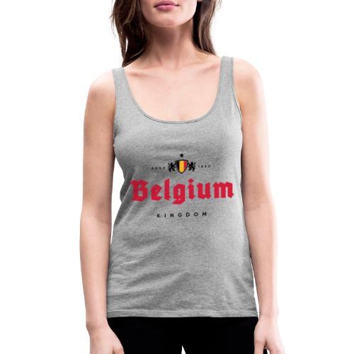 Bierre Belgique - Belgium - Belgie - Débardeur Premium Femme